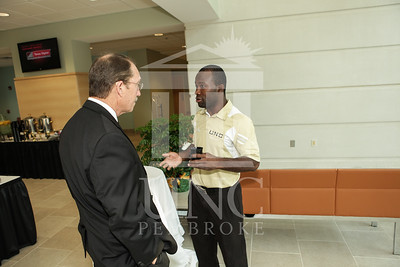 Chancellor's Reception at the Allied Health Building UNC Pembroke on Tuesday, August 14th 2012. IMG_7505.JPG