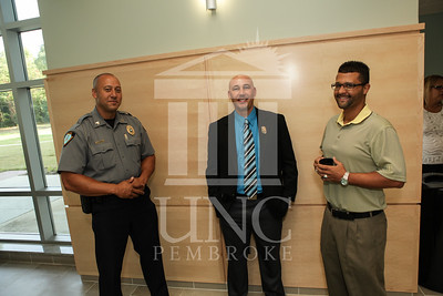 Chancellor's Reception at the Allied Health Building UNC Pembroke on Tuesday, August 14th 2012. IMG_7525.JPG