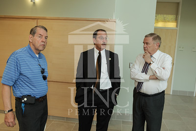 Chancellor's Reception at the Allied Health Building UNC Pembroke on Tuesday, August 14th 2012. IMG_7501.JPG