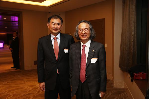 Seoul Alumni and Parents Event - November 2012