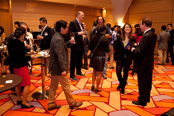 Tokyo Alumni and Parents Event - November 2012