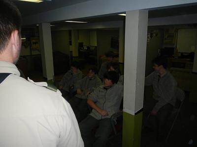 Troop Meeting - Nov 12