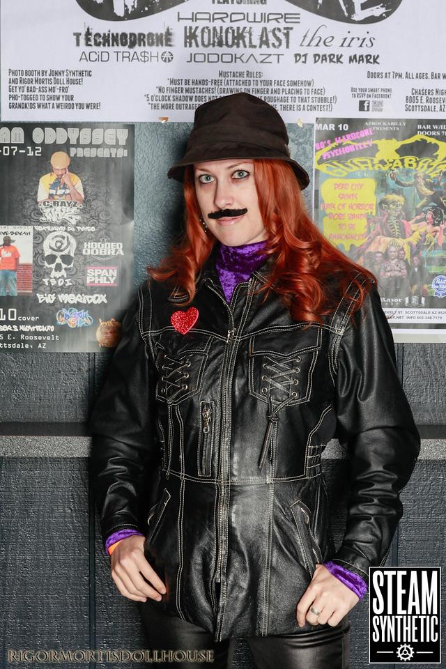 Mustache Massacre