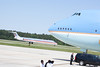 20120424 President Barack Obama, RDU Airport, enroute to UNC-Chapel Hill talk (8166, 1208a) (c2012 Dilip Barman)