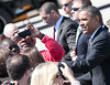 20120424 President Barack Obama, RDU Airport, enroute to UNC-Chapel Hill talk (8126, 1154a) (c2012 Dilip Barman)