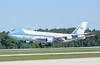 00aFavorite 20120424 President Barack Obama, RDU Airport, enroute to UNC-Chapel Hill talk (7995, 1136a) (c2012 Dilip Barman)