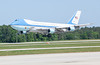 00aFavorite 20120424 President Barack Obama, RDU Airport, enroute to UNC-Chapel Hill talk (7994, 1136a) (c2012 Dilip Barman)