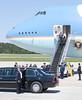 00aFavorite 20120424 President Barack Obama, RDU Airport, enroute to UNC-Chapel Hill talk (8070, 1149a) (c2012 Dilip Barman)