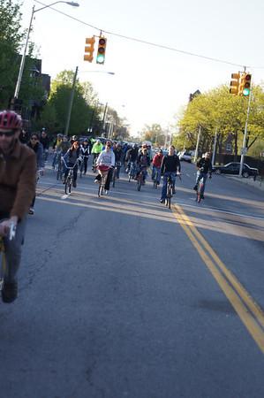 20120427 Detroit Critical Mass Bike Ride