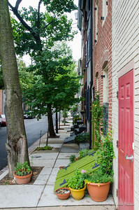 Two Blocks of Carriage Houses