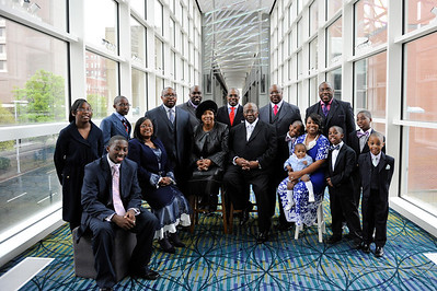 2012 COGIC VA 1 Workers Meeting (Saturday) - Family Session & Robe Dedication