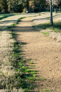 Herman Little Park offers miles of hike-and-bike trails.