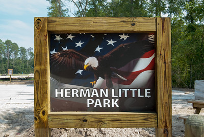 The park is named for Herman I. Little, Jr., a local civic leader and longtime attorney for Timber Lane Utility District.