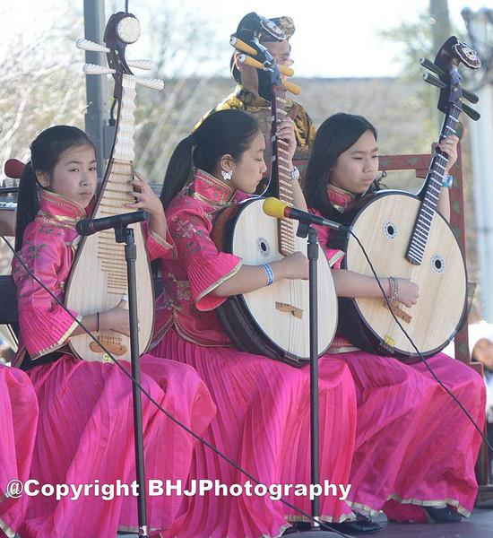 Changlu Wu Music Ensembles.