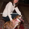 Show coordinator Faith McGary and Miss Lola. Note: Faith has 14 patents in Mobile Technology.