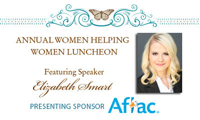 April 9, 2013 - The Pastoral Institute welcomes Elizabeth Smart as the featured speaker for their Annual Women Helping Women Luncheon at the Trade Center, Columbus, GA.