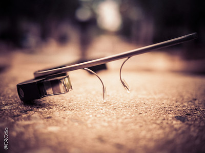 2013-07: Google Glass Pics