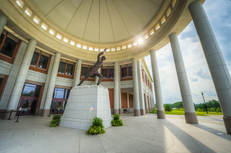 National Infantry Museum - photo by John David Helms.