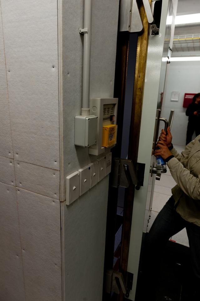 MRO - Server Room Door