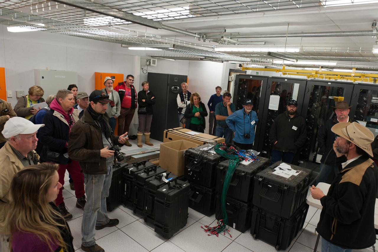 MRO - Server Room