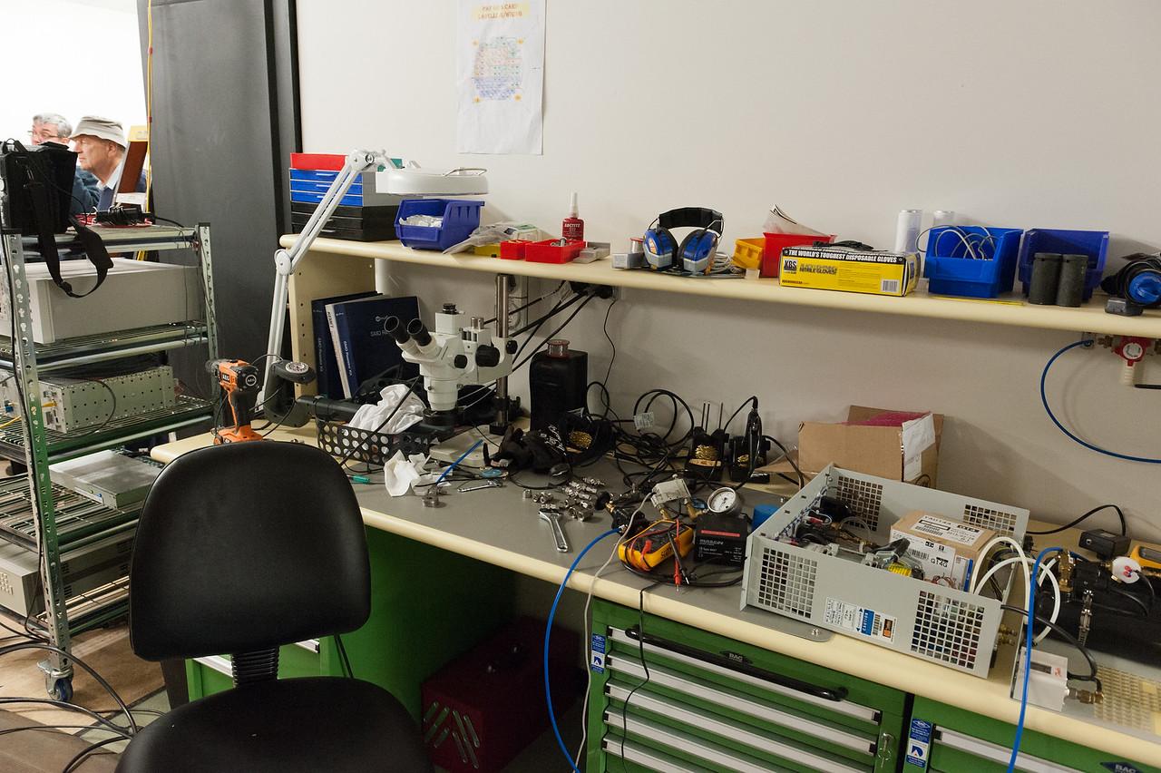 MRO - Workstation