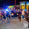 August 24, 2013 - 33rd Annual Country's BBQ Midnight Express 5K Run, Columbus, GA.  Photo by John David Helms.