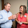 Employees and leadership of Granite Properties, a real estate investment and management company, gather for a day of vision casting and camaraderie Thursday, September 5, 2013 in Plano, Texas.