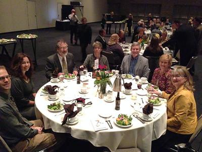 Dave & Jill Pearson, Daved & Donna Driscoll, John & Joyce Bredesen, Kathy Kuhlmann