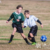 November 9, 2013 - Landon's soccer game, Hamilton, GA.  Photo by John David Helms.