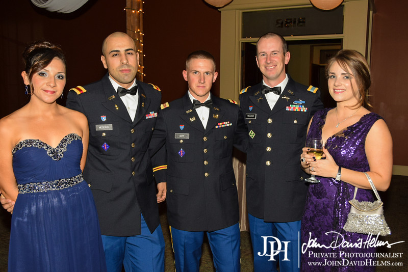 November 19, 2013 - OCS Graduation Formal Dinner at the River Mill Event Centre, Columbus, GA.  Photos by John David Helms, Kristian Ogden and Katie Parker.