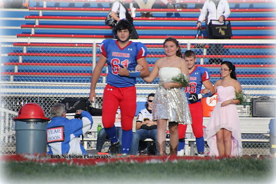 2013-14 WW Football Homecoming