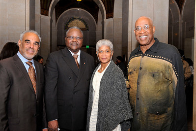 2013 AFRICAN AMERICAN HERITAGE MONTH HOSTED BY MAYOR ANTONIO VILLRAIGOSA AWARDS CEREMONY AT THE LOS ANGELES CITY HALL ON FEBRUARY 8, 2013 (Photo by Valerie Goodloe)