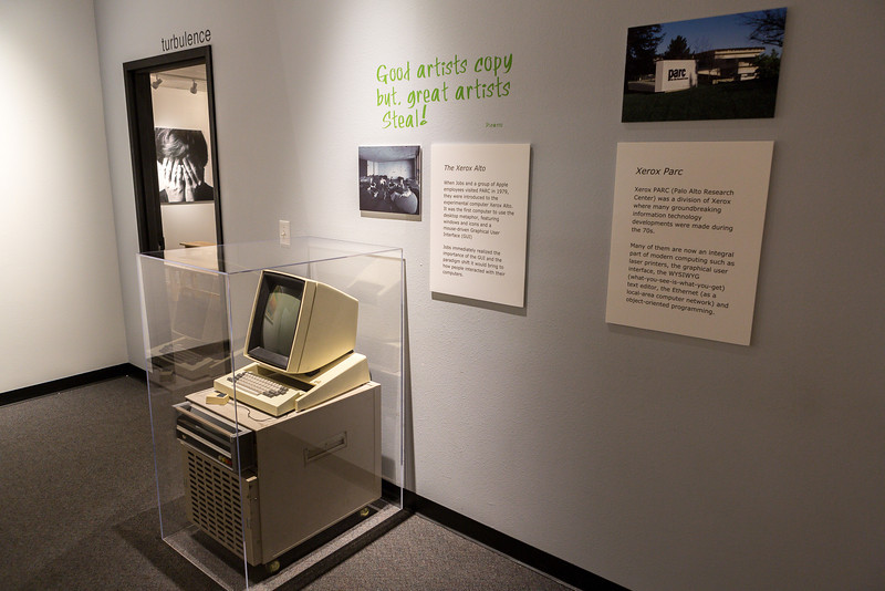 Xerox Parc and the Alto