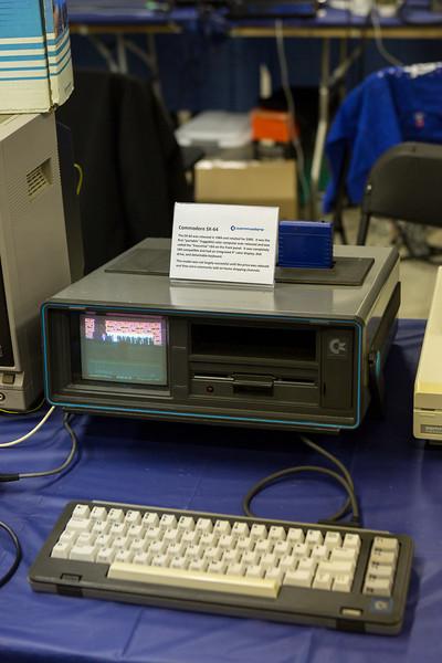Commodore SX-64 luggable computer