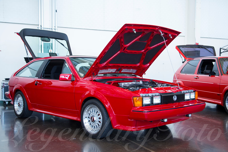 16V Scirocco at WaterWerks 2013