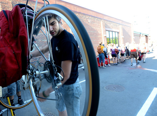 2013 Boulder Bike to Work Day