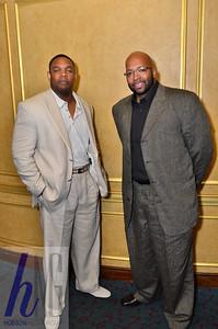 Eric Marshall and Tarence Wheeler