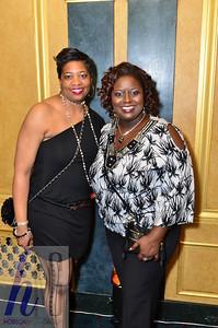 Tanisha Wright and LaNeice Jones