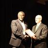 Augustine Akioya graduates from CAHF's LTC Leadership Academy.