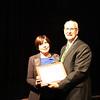 Haya Berci graduates from CAHF's LTC Leadership Academy.