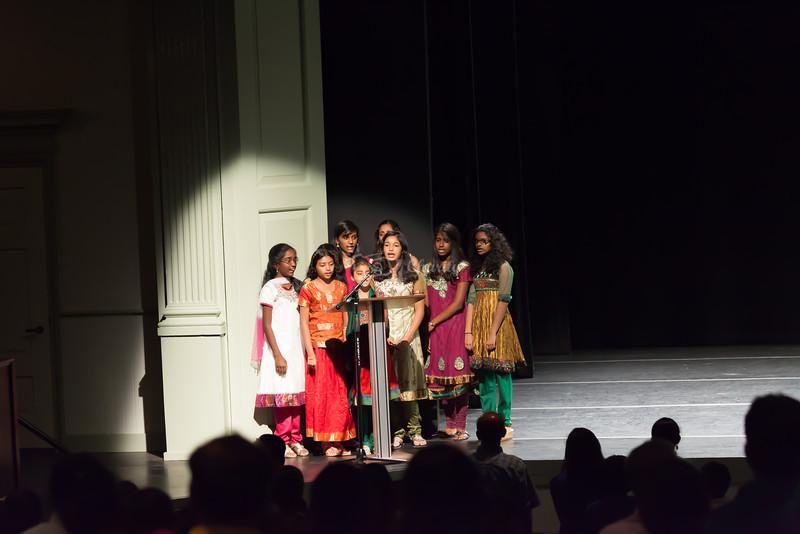 2013 Cary Tamil School  Graduation