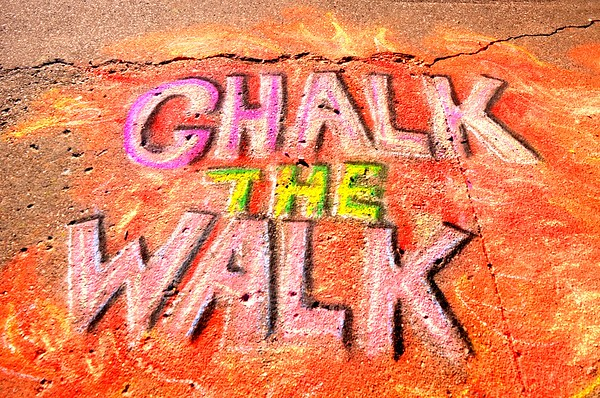 2013 Chalk the Walk, St. Clair, MI