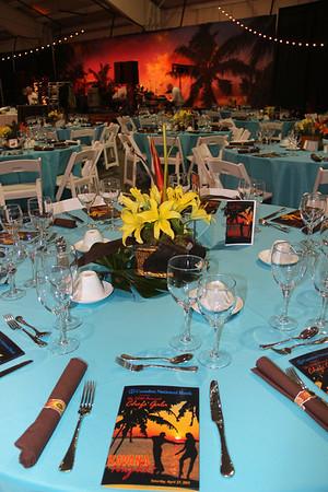 2013 Chefs' Gala — Havana Nights