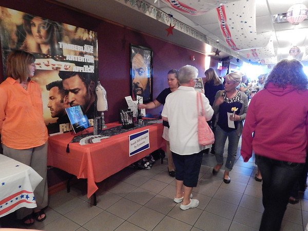 Decatur County Memorial Hospital Spirit of Women Girls' Night Out at Wolf Theaters. August 15, 2013