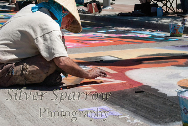2013 Denver Chalk Art Festival