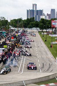 153/365 - Detroit Grand Prix - 2013