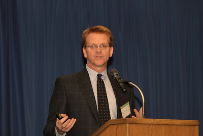 Jeff Cole, Chief of Staff, St. Johns River Water Management District, gave the keynote address during lunch.