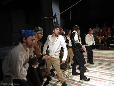 Pirates of Penzance: theatre at CIS