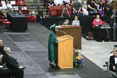 Madison Memorial -  2013 Graduation