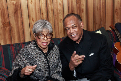 Ruby Dee & Mayor Dwight Jones
